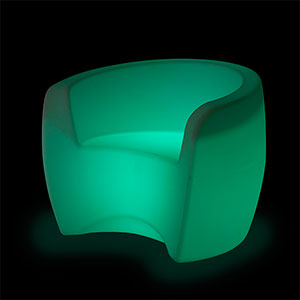 LED Tub Chair - Click for details
