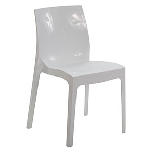 White Arctic Chair - Click for details