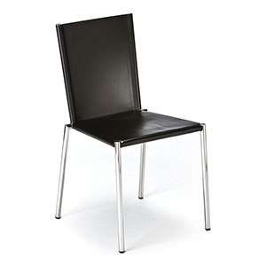 Torino One Chair Black - Click for details