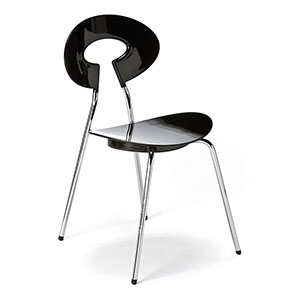 Carnaby Chair Black - Click for details