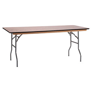 Trestle Table Narrow For Hire From Well Dressed Tables London