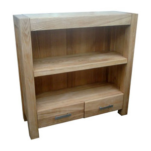 Saxon Oak Bookshelf - Click for details