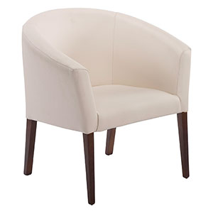Cream Tub Chair - Click for details