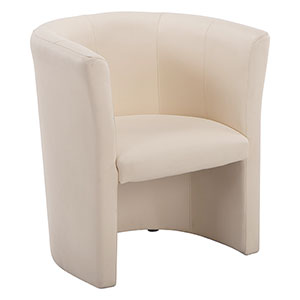Club Cream Armchair - Click for details
