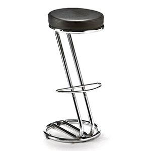 Gazelle Two Stool Black - Click for details