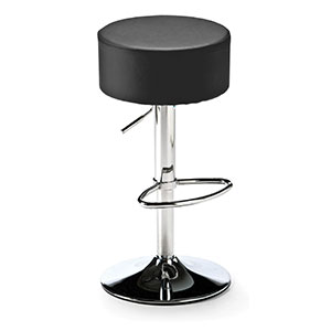 Button Stool Black - Click for details