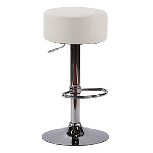 Button Stool White - Click for details