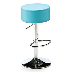 Button Stool Blue - Click for details