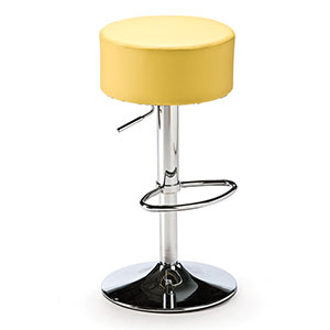 Button Stool Yellow - Click for details