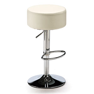 Button Stool Cream - Click for details
