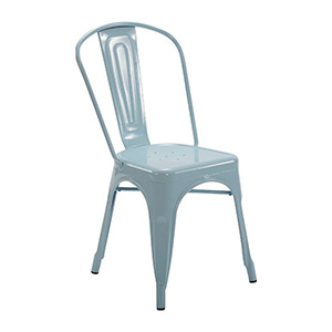 Tolix Chair Blue - Click for details