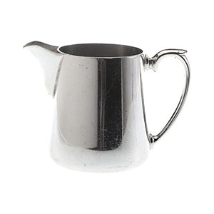 Silver Cream Jug - Click for details