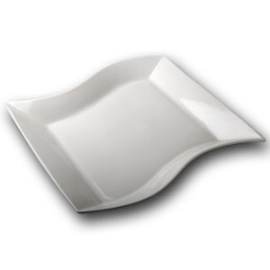 Large Wave Buffet Dish - Click for details