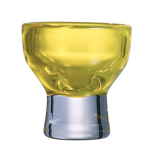 Moyo Yellow Shot Glass - Click for details