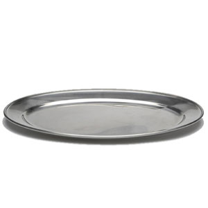 Oval Flat Tray - Click for details