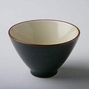 Rice Bowl Brown/Cream - Click for details