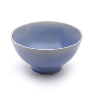 Blue Crackle Bowl - Click for details