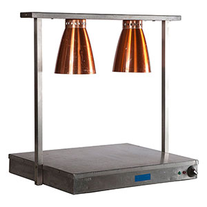 Servery Tabletop 2-Lamp - Click for details