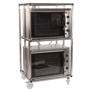 2x Oven Electric Burco with Stand - Click for details