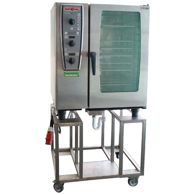 Combination Oven 10 Rack Electric For Hire From Well Dressed Tables London