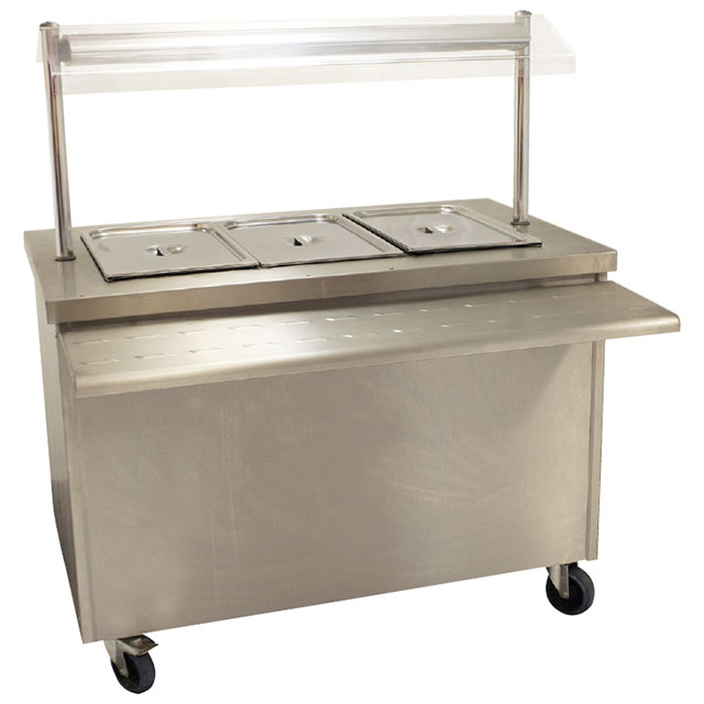 Hot Servery 1200mm Electric For Hire From Well Dressed Tables London