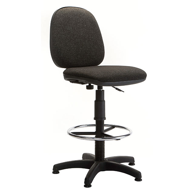 Draughtsman Chair Charcoal For Hire From Well Dressed