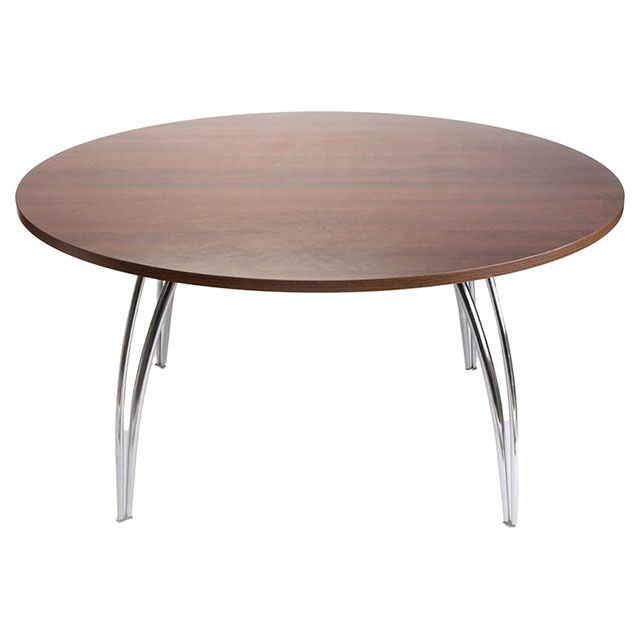 Bravo dining table round 6ft for hire from well dressed for 6ft round dining table
