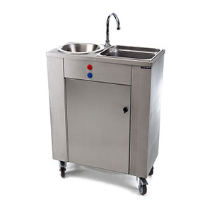 Hand Wash and Mobile Sink Unit