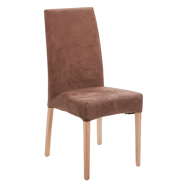 Picasso Highback Light Wood Dining Chair Espresso