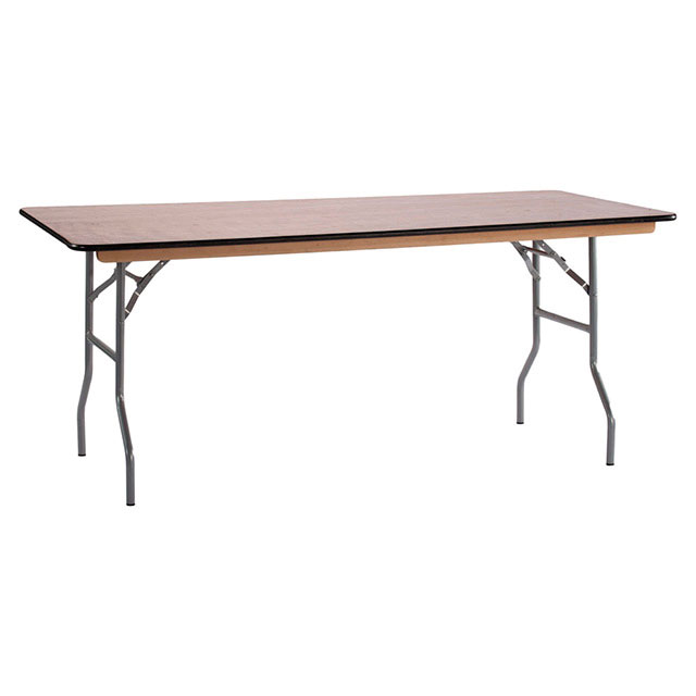 Trestle Table Narrow