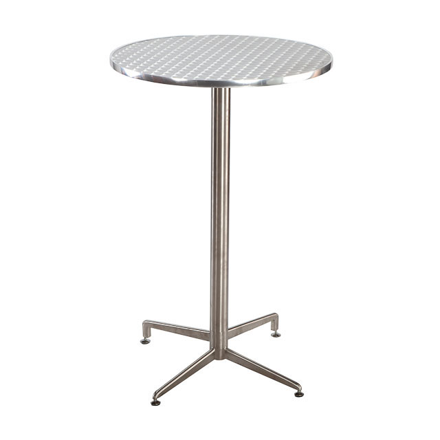 Alpha Four Cocktail Table Round