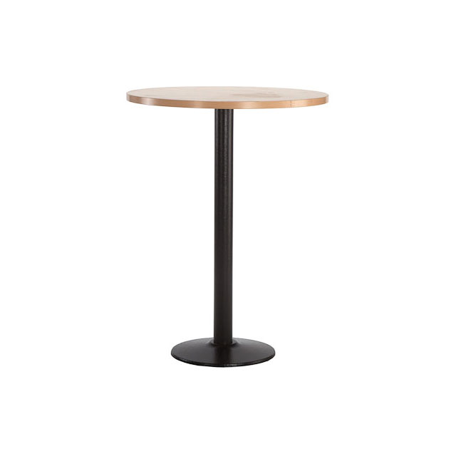 Cast Iron Cocktail Table Round