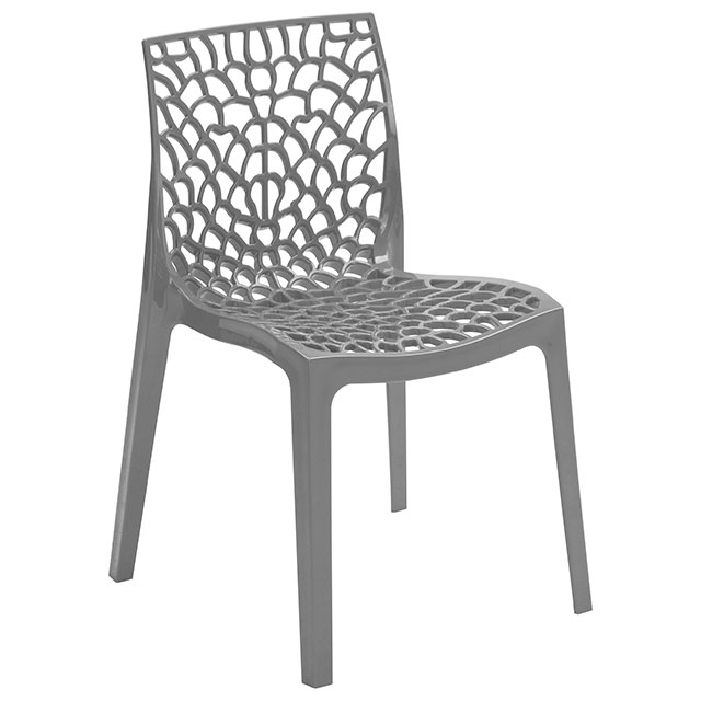 Web Chair Grey