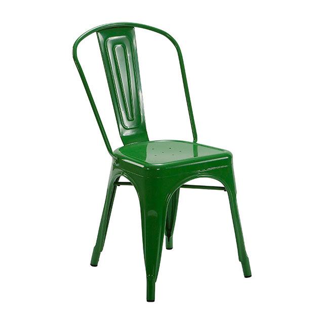 Tolix Chair Green