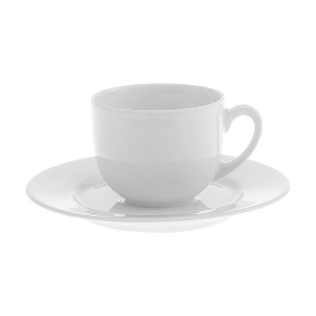 Lubiana Tea Cup and Saucer