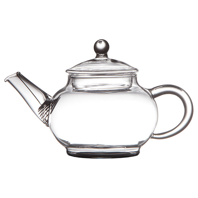 Mini Glass Tea Pot