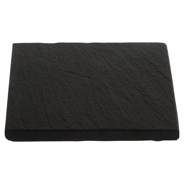 Slate Small Square Plate