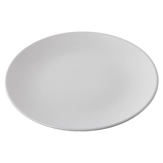 Infinity Plate White