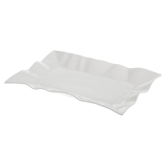 Valle Oblong Wave Tray