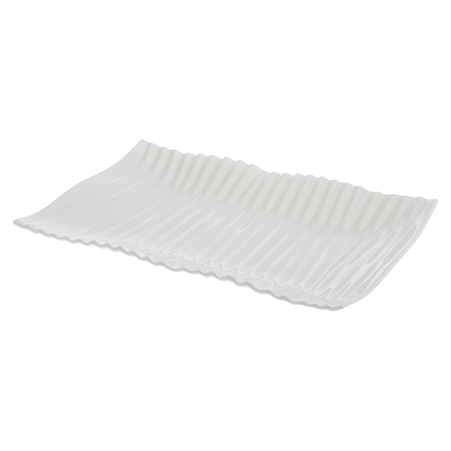 Valle Oblong Ripple Tray