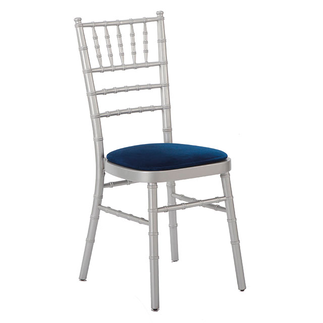 Camelot Chair Silver
